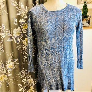 2/$20 // CLEO Chevron Knit Sweater